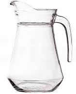 Jarras Agua 900cl. y 1.300 cl - Cristalería general