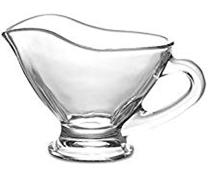 Salsera Cristal de luxe 26cl. y 17 cl - Cristalería general