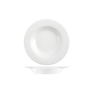 Plato Hondo 235 cm - Modelo Bone China (Porcelana)