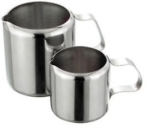 jarras leche inox - Menaje para el servicio