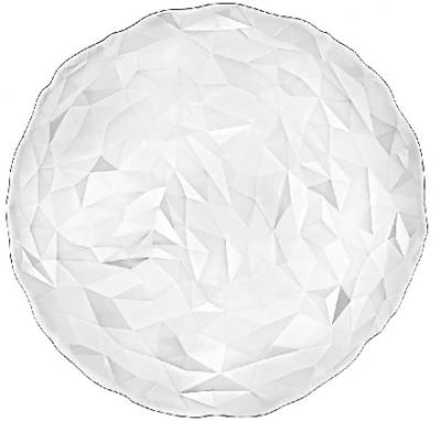 Bajo Diamond Cristal 33 cm 400x382 - Bajo Plato