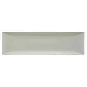 Mini Fuente Plana Loza Blanca 30x8 cm 2 - Otros platos