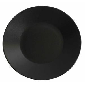 Plato Llano Negro De 265 cm - Otros platos