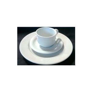 Plato de Postre y Juego de café Yaiza - Modelo Yaiza