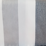 Mantel - Raya Gris clara/oscura 3.60 x 3.60 Ø – Válido para Mesa Redonda 1.60 Ø 1.80 Ø, cóctel de 0.80 Ø y rectangular de 2 x 0.90