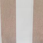 Mantel - Raya Marrón Tierra - 3.60 x 3.60 Ø – Válido para Mesa Redonda 1.60 Ø 1.80 Ø, cóctel de 0.80 Ø y rectangular de 2 x 0.90