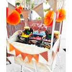 Mobiliario - Carrito candy-bar 2